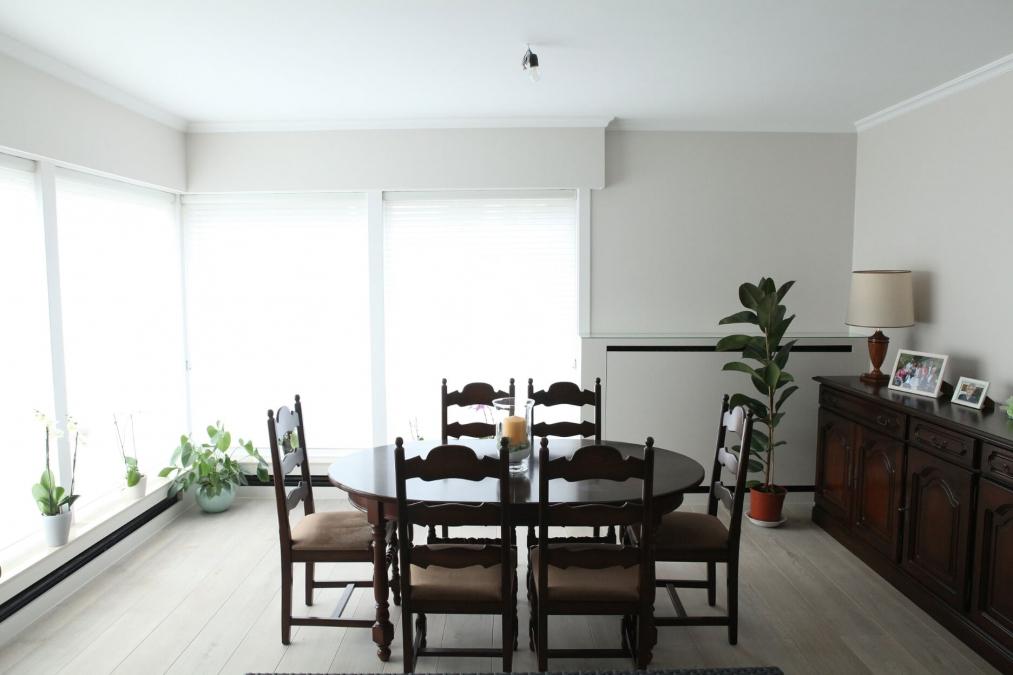 Binnenschilderwerk - eetplaats