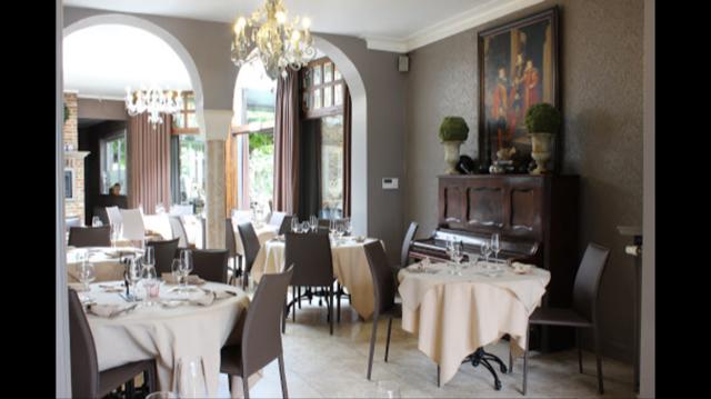 Binnenschilderwerk - restaurant stoveke