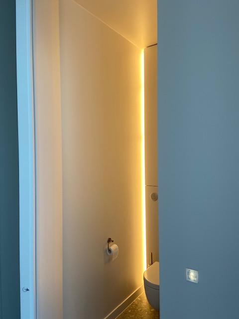 Binnenschilderwerk - wc/led