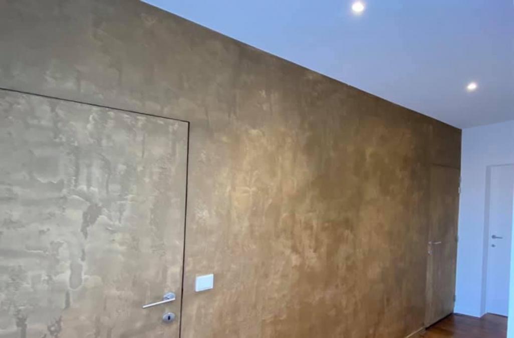 Decoratieve schildertechnieken - creatief - goud