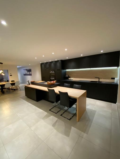 Binnenschilderwerk - Open keuken