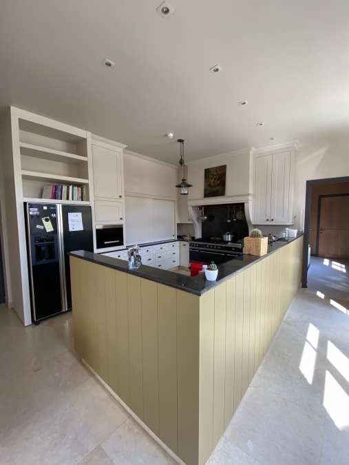 Binnenschilderwerk - Keuken